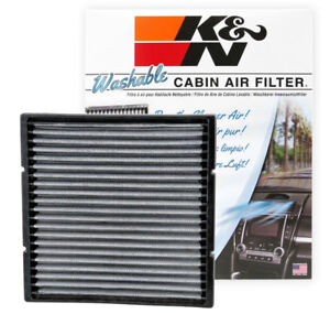 VF2002-K-amp-N-Cabin-Pollen-Air-Filter-Genuine-Brand-New-KN-Product-in-Box