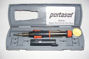 Portasol-Super-Pro-125-MK2-Gas-Soldering-Iron-Kit-LIMITED-OFFER-SP-BASE-KIT