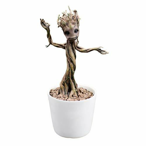 Dancing Groot Guardians of the Galaxy Premium Statue