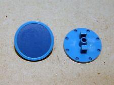 Einlegeschild passend für Moeller RMQ22 Drucktaster Blau NEU