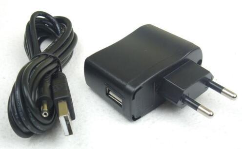 2x ADAM HALL SLED 1 PRO LED USB Schwanenhalslampe Licht incl Trafo /& Batterien