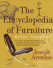 Buy the encyclopedia of furniture: third edition completely.
