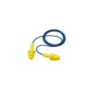 3m ultrafit tappi per le orecchie riutilizzabili con filo for Tappi orecchie per dormire