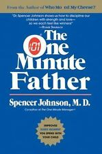 The One Minute Father (One Minute Series)-ExLibrary