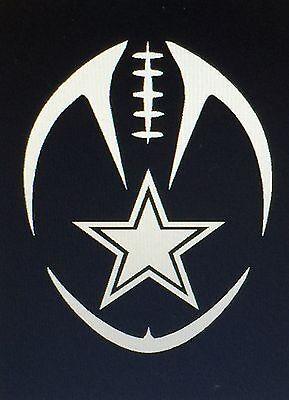 Tribal Dallas Cowboys Decal Sticker Elliot Bryant
