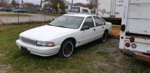 1995 Caprice