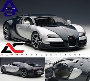 Image Is Loading AUTOART 70939 1 18 BUGATTI VEYRON SUPER SPORT