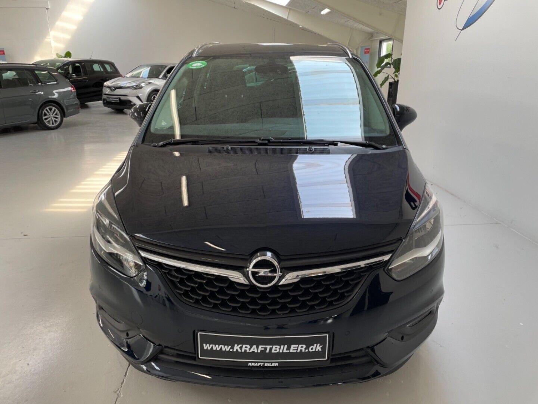 Billede af Opel Zafira Tourer 1,4 T 140 Enjoy aut.