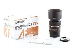 Objektiv-Tamron-Sp-Af-90mm-F-2-8-Macro-fuer-Sony-ein-Reittier-Minolta-Garanti-6