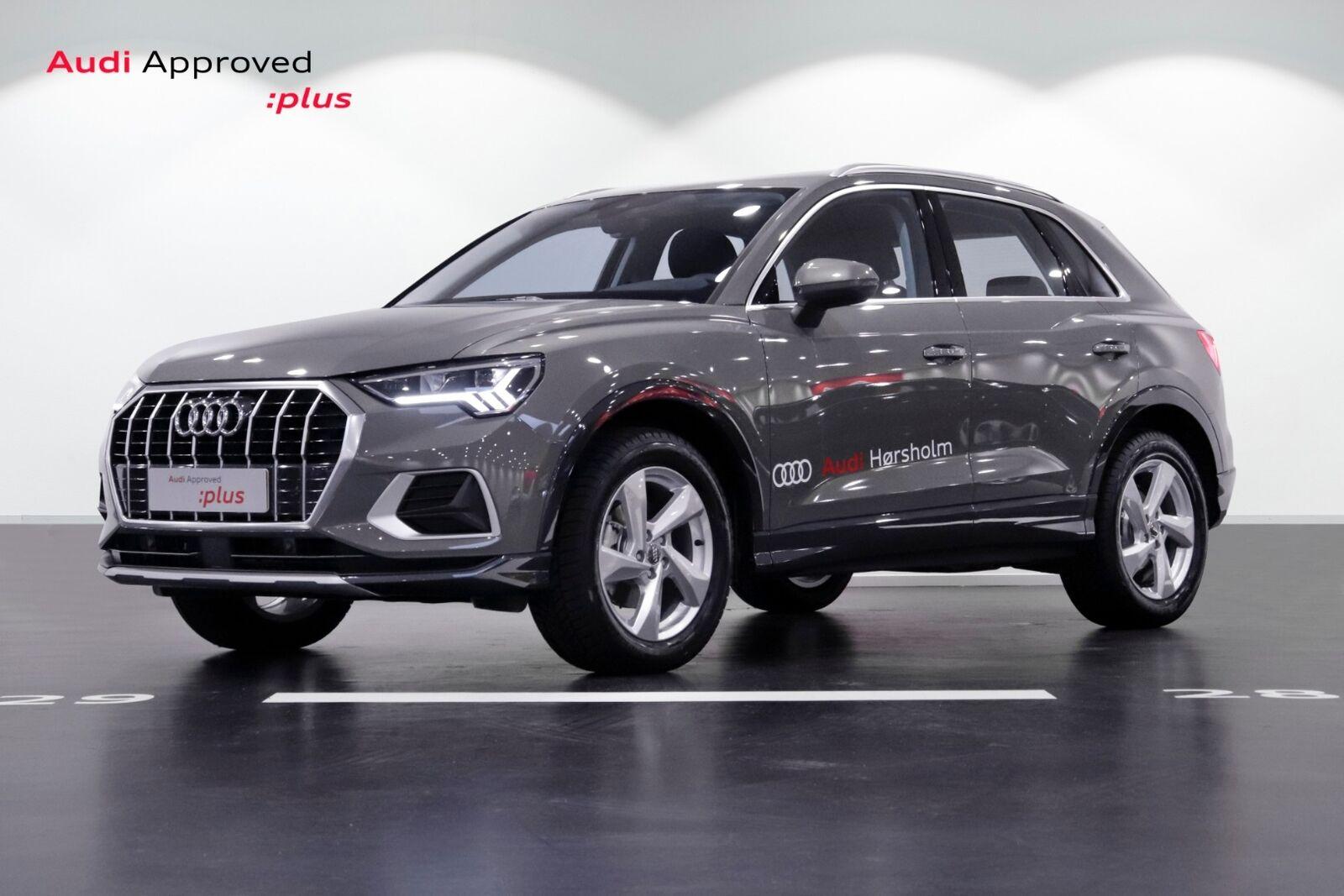 Audi Q3 35 TDi Advanced S-tr. 5d - 436.900 kr.