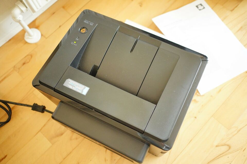 Laserprinter, Samsung, ml-1640