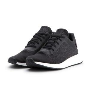 huge selection of d361f d66d1 Image is loading NEW-ADIDAS-x-WINGS-HORNS-BLACK-NMD-R2-