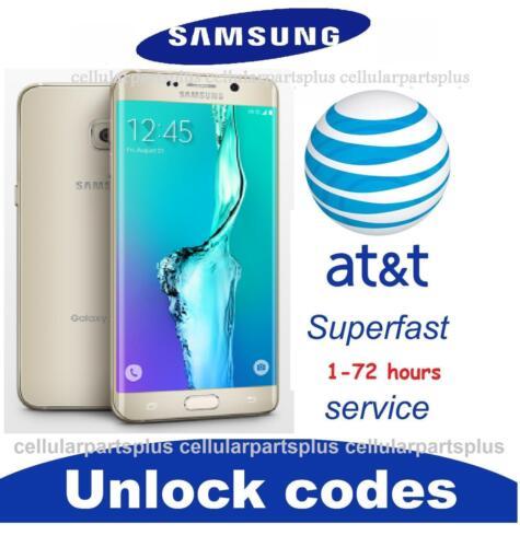 At/&t Unlock Code Samsung Galaxy  S4 SGH-I337 Active I537 mini i257 zoom SM-C105A