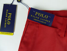 Polo Ralph Lauren Stretch Classic Fit Performance Twill Shorts $79-89 NWT Badge