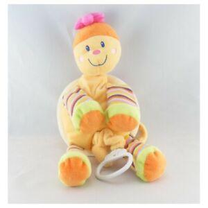 Comforter-Musical-Tortoise-Multicolour-Flower-Words-of-Children-Sound-Vibrant
