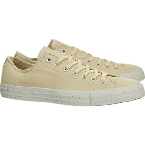 Details zu AUTHENTIC Converse Chuck Taylor All Star OX Casual Beige White 157603c men size
