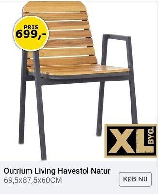 Find Outrium i Havemøbler og udstyr Køb brugt på DBA