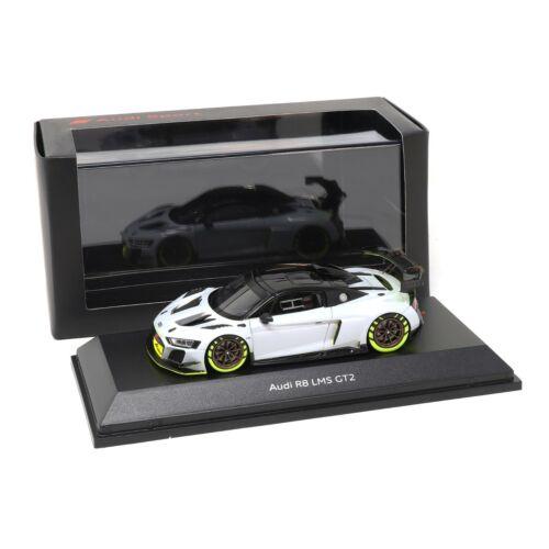 Audi R8 LMS GT2 Modellauto 5021900431 Miniatur 1:43 Präsentation Minimax