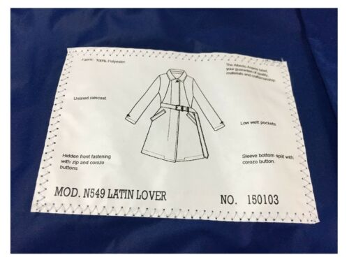Polyester Model 100 Trench Woman Latin Lover Aspesi Fabric Unlined wfHq8qx