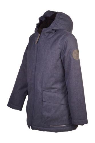Elkline Ragazze Inverno Cappotto Impermeabile bluemelange BLU Sale/%