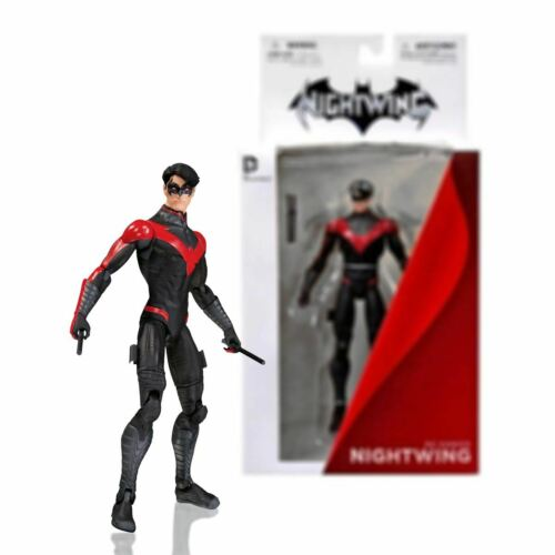 "New DC Comics The New 52 Nightwing 6/"" Action Figure Collectibles Official"