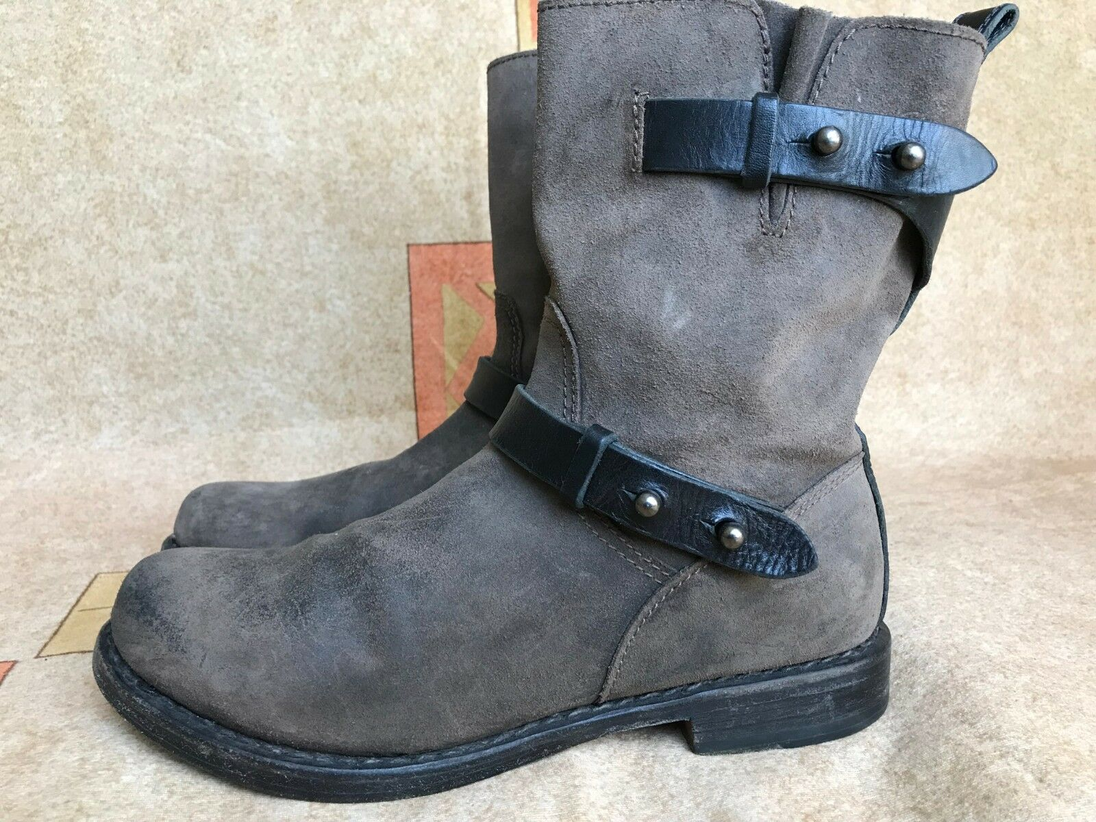Rag & Bone  Boots Woman's Leather Size US 8
