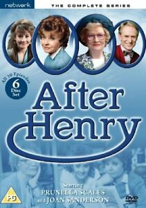 After-Henry-The-Complete-Series-DVD-1988-Region-2
