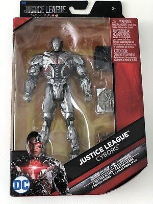 DC Comics Multiverse JUSTICE LEAGUE Movie 6 inch CYBORG ACTION FIGURE