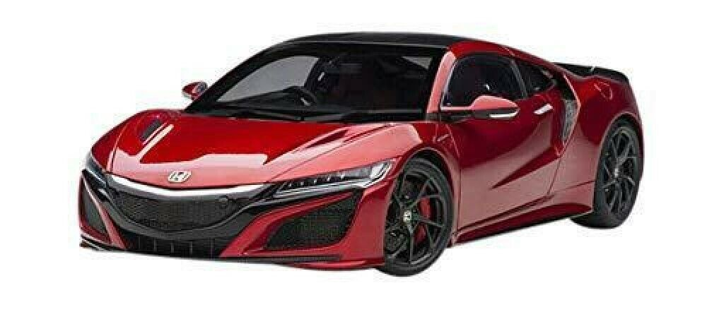 AUTOart 1  18 HONDA NSX NC1 2016 Valencia rouge Pearl 73233 0674110732337  confortable