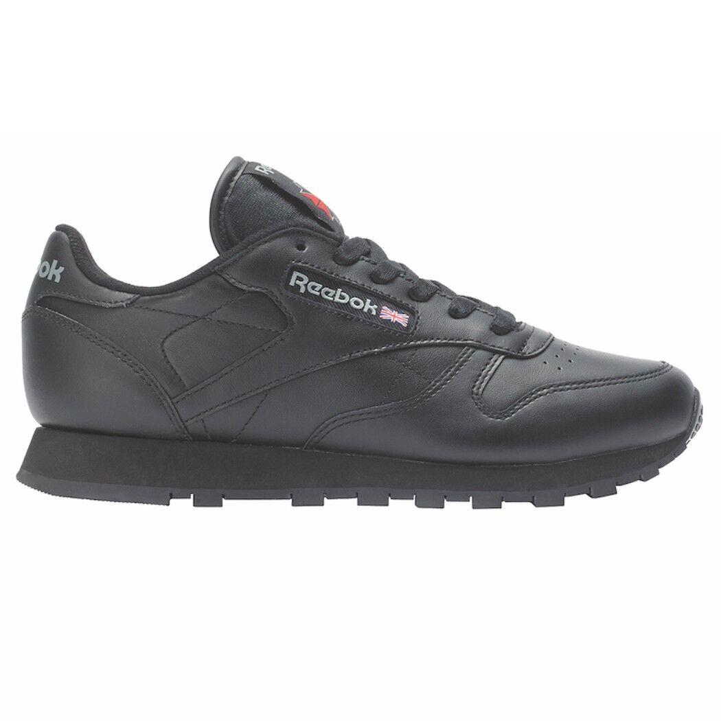 Reebok Classic Leather Leder und Sneaker Freizeitschuhe Damen und Leder Herren 1f66a0