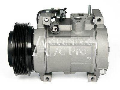 AC Compressor Fits 2003 2004 2005 2006 2007 2008 2009 2010 Honda Element L4 2.4L