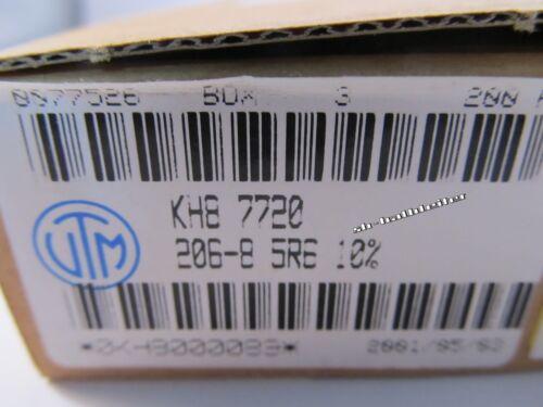 10 pezzi 5,6 Ohm 4 Watt assiale filo resistenza 5,6ω Power WIREWOUND sono denominati resistor 10x