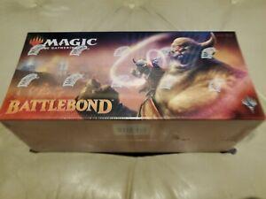 Battlebond Sellado Booster Inglés Caja Magic The Gathering