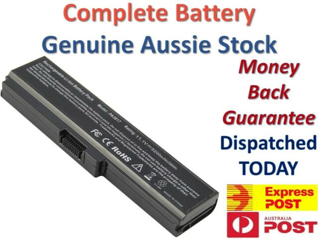 NEW Battery PA3817U-1BRS PABAS228 for Toshiba Satellite L750  L750D Notebook AU