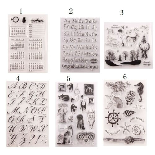 DIY Hand Ledger Seal Mold Cake Tools Alphabet Cookie Embosse Stamp Sticky Decors