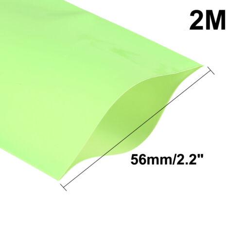 PVC Heat Shrink Tubing 56 mm Flat Width Heat Shrink Wrap Tube 2M//5M Length