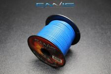 16 Gauge Wire by Ennis Electronics 100 FT Brown Spool Primary AWG Copper Clad