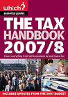 Tax 2007/8 Handbook: A Complete Guide to the UK Tax System by Tony Levene (Paperback, 2007)