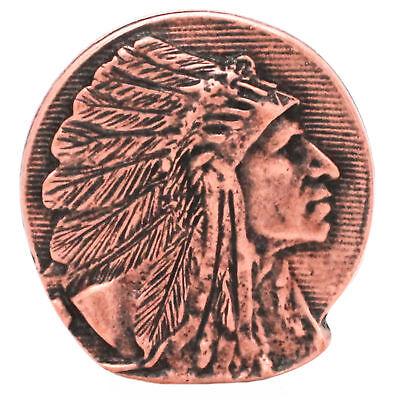 "Chief Concho Left Antique Copper 2-1//8/"" 7596-10L"