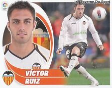 06 VICTOR RUIZ ESPANA VALENCIA.CF SSC Napoli STICKER CROMO LIGA 2013 PANINI