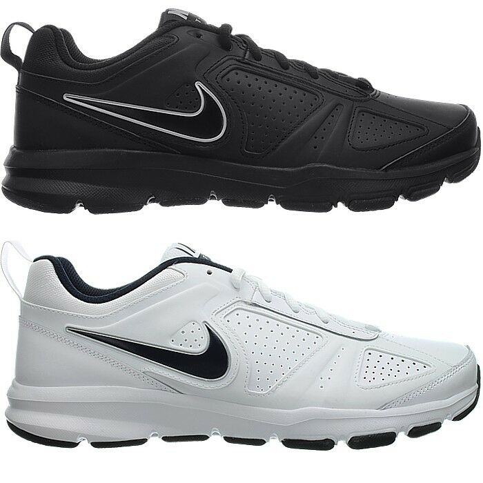 Nike T-Lite Sneaker XI black or white Men´s Leather Trainers Sneaker T-Lite Athletic Shoes NEW 771c99