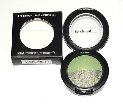 MAC *FRESH GREEN MIX* 2008 ELECTROFLASH~DUO MINERALIZE EYE SHADOW~LIMITED ED