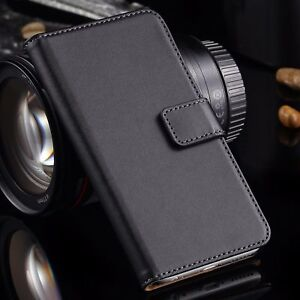 New-Black-Leather-Wallet-stand-case-cover-for-Samsung-Galaxy-J6-A6-A8-J4-A5-2018