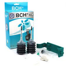 Premium Pigment Ink Refill Kit for HP 15 40 45 Black Ink Cartridge 51640A H1045B