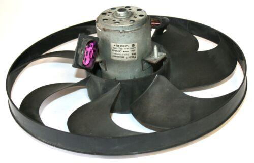 VW Bora Engine Radiator Cooling Fan /& Motor 1J0 959 455 F 1J0959455F