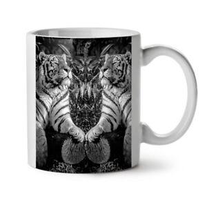 Tiger Wild Beast NEW White Tea Coffee Mug 11 oz | Wellcoda