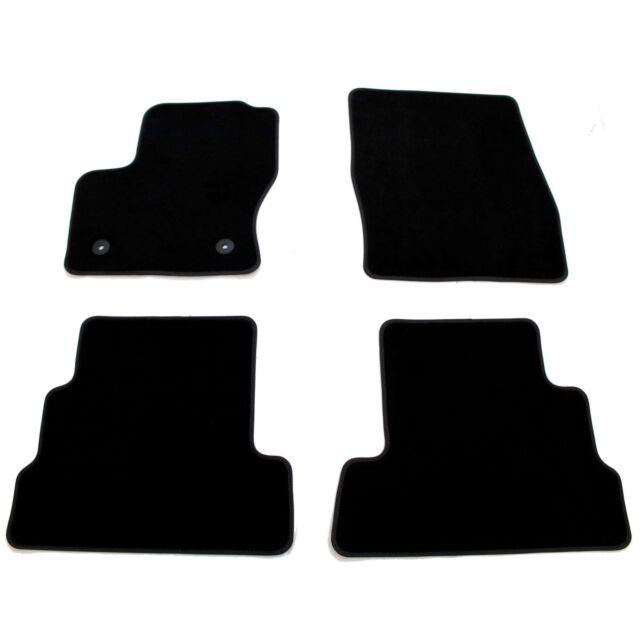 Ford Escort Cabrio 2.95-2.98 Fußmatten Velours schwarz