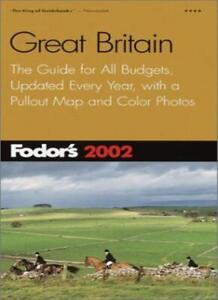 Great-Britain-2002-Fodor-039-s-2002-Eugene-Fodor-etc
