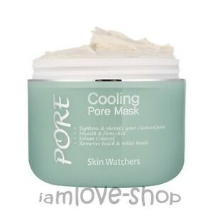 Skin-Watchers-Cooling-Pore-Mask-100ml-tightening-pores-clay-pack