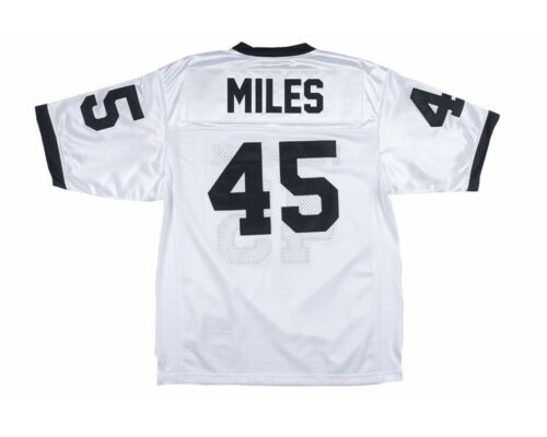 Boobie Miles 45 Permian White Football Jersey Friday Night Lights Movie Panthers